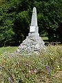 Pagny-sur-Meuse (Meuse) Chapelle de Massey monument Jeanne d'Arc.jpg