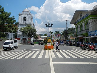 Pagsanjan - Downtown area