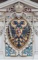Palace of Justice, Vienna - Aula, Coat of Arms - Gemeinsames Wappen der im Reichsrat vertretenen Königreiche und Länder 4233-HDR-Bearbeitet.jpg