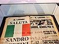 Palazzo Ducale (Genova) Mostra su Sandro Pertini altra edizione de Il Lavoro.jpg