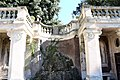 Palazzo barberini, giardini all'italiana 04.jpg