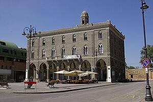 Cavarzere - City Hall of Cavarzere.