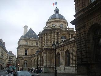 Salomon de Brosse - Image: Palazzo del luxembourg 01