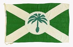 Palm Line - Palm Line house flag