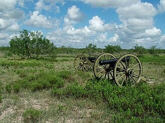 Palo Alto Battlefield National Historical Park - Palo Alto battlegrounds today