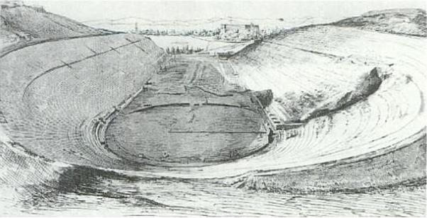 Panathinaiko Stadio 1870