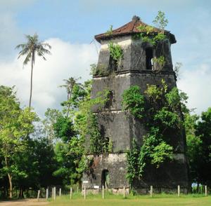 Panglao, Bohol - Image: Panglao watchtower, Bohol