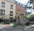 Panneau Histoire de Paris 55 rue du Docteur-Blanche.jpg
