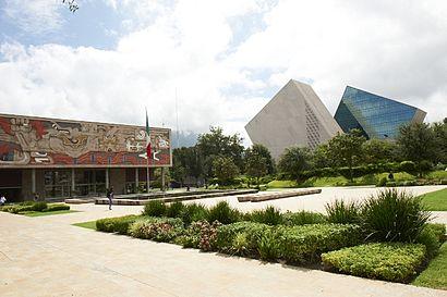 Cómo llegar a Instituto Tecnológico Y De Estudios Superiores De Monterrey en transporte público - Sobre el lugar