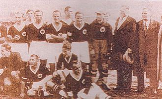 PAOK FC - The team of 1939