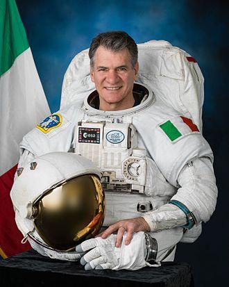 Paolo Nespoli - Image: Paolo A. Nespoli 2016