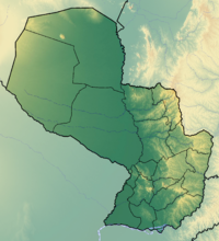 Paraguay location map Topographic.png