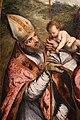 Paris bordon, madonna col bambino tra i ss. enrico d'uppsala e antonio da padova, 1536-37 ca. (bari, pinacoteca provinciale) 02.jpg