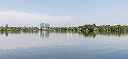 Parque Herastrau, Bucarest, Rumanía, 2016-05-30, DD 02.jpg