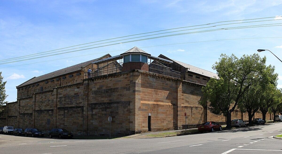 Parramatta Correctional Centre Wikipedia