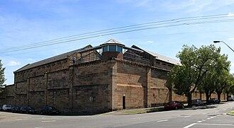 Parramatta Correctional Centre - Image: Parra jail, nsw
