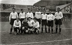 Real Unión - Real Union squad of 1931.