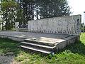 Partisans' Cemetery, Prijedor.JPG