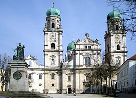 Image illustrative de l'article Cathédrale Saint-Étienne de Passau