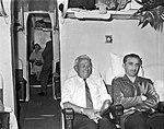 Passengers inside the cabin of a flying boat (23281821170).jpg