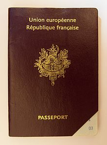 Passeport Francais Wikipedia