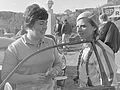 Pat Carlsson en Elisabeth Nyström (1967).jpg