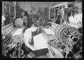 Paterson, New Jersey - Textiles. Looms. - NARA - 518591.tif