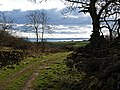 Path from Barhaskine to Gillespie - geograph.org.uk - 727255.jpg