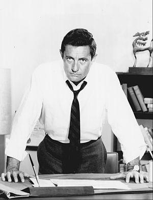 Breaking Point (1963 TV series) - Paul Richards as McKinley Thompson.