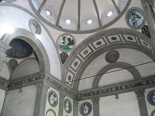 Firenze, La cappella Pazzi