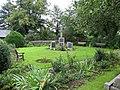 Peaceful garden - geograph.org.uk - 224695.jpg