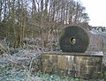 Peak Park boundary stone - geograph.org.uk - 1601649.jpg