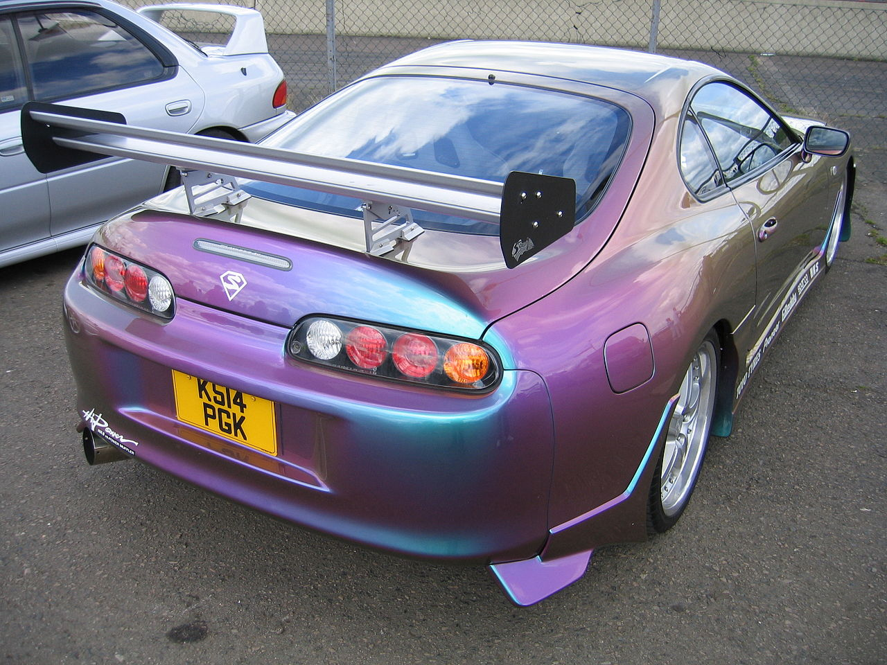 Jdm Paint Job Lyrics