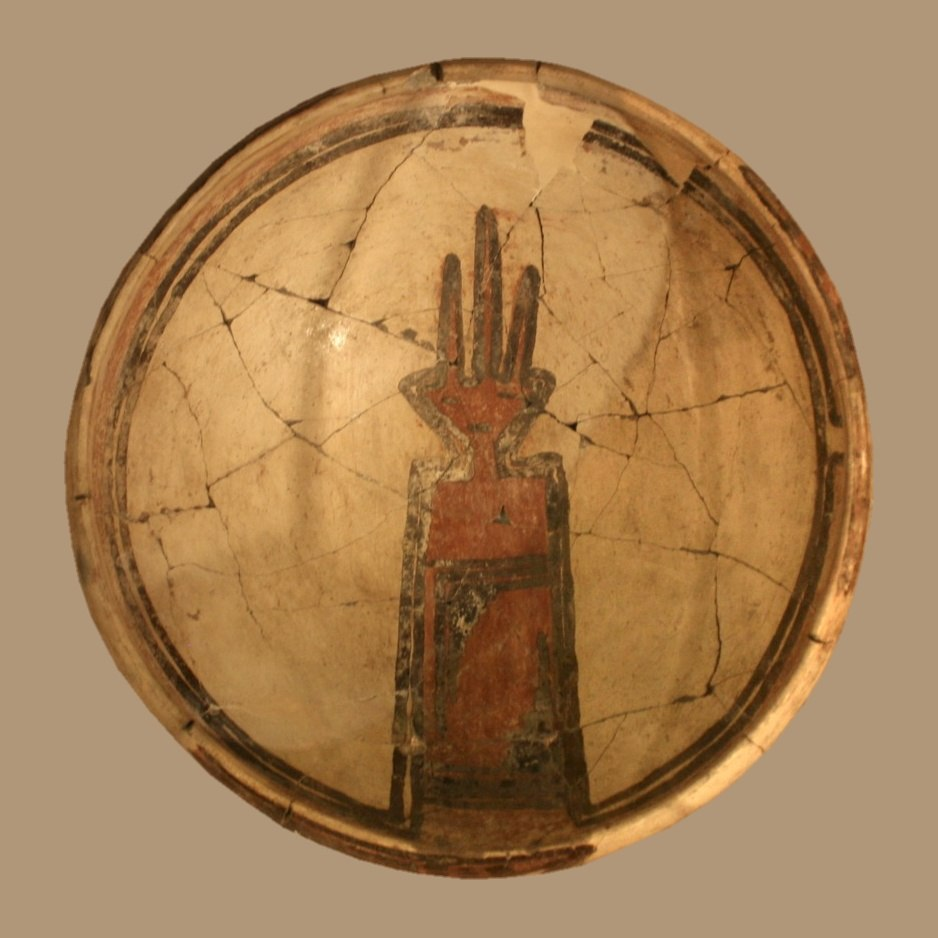Pecos Glazeware bowl