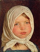 Peder Severin Krøyer - Little girl from Hornbæk - Google Art Project.jpg