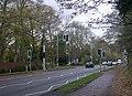 Pedestrian crossing, Trumpington Road - geograph.org.uk - 611535.jpg