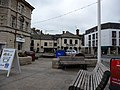 Pedestrianised area outside Swanage Heritage Centre - geograph.org.uk - 1627475.jpg