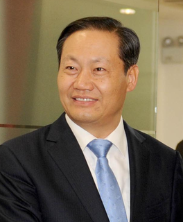 Peng Qinghua Chinese politician