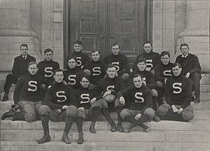 1904 Penn State Nittany Lions football team - Image: Penn State Football 1904