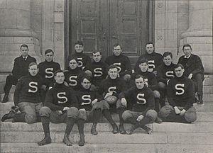 1904 Penn State Nittany Lions football team - Image: Penn State Football 1904