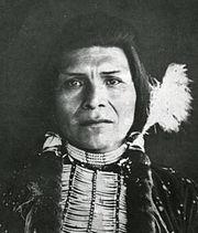 Peo Peo Tholekt-Nez Perce warrior