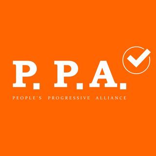 Peoples Progressive Alliance (Sint Maarten) Political party in Sint Maarten