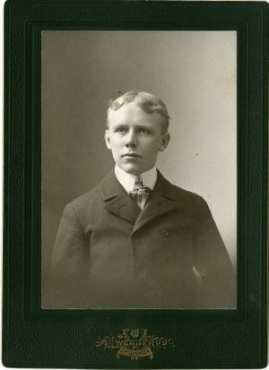 Percival Proctor Baxter - Percival Proctor Baxter, Bowdoin College class of 1898
