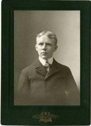 Percival Proctor Baxter - Percival Proctor Baxter, Bowdoin College class of 1898