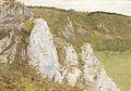 PericlèsPantazis.The cliffs at the Lesse.jpg