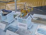 Petőfi Csarnok, Repüléstörténeti kiállítás, Kamov Ka-26 mezőgazdasági helikopter modellje.JPG