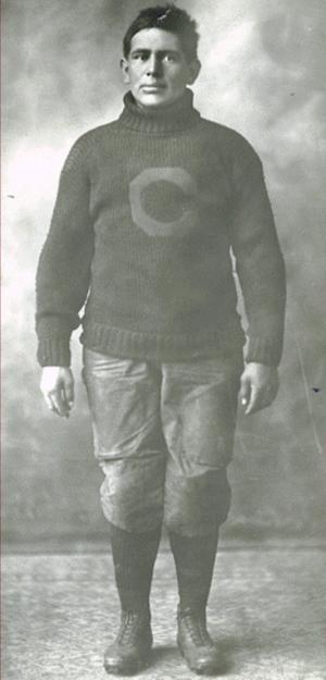 Peter Hauser (American football) - Image: Peter Hauser (Carlisle)