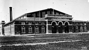 Pavillon de la Jeunesse - Image: Petit colisee Quebec 1931