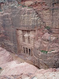 Petra treasury above.jpg