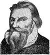 Afbildning af Petrus Kenicius i Svenskt Biografiskt handlexikon